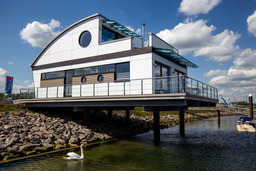 Ferienhaus in Neustadt - KYST 54°10 Floating Home 1